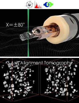 EDS/Tomography Series